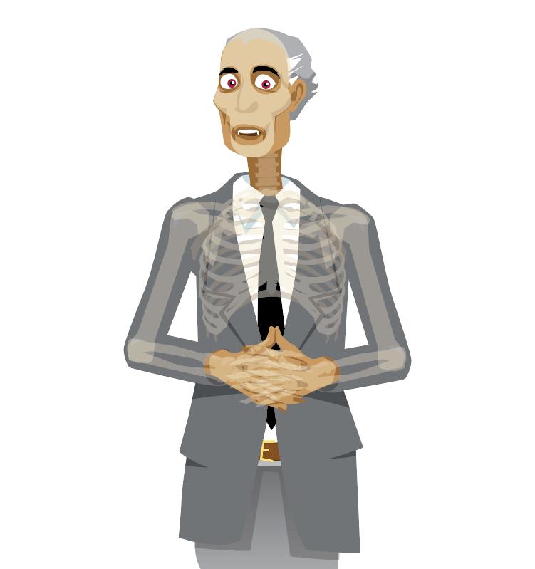 avatar Le fantôme du banquier